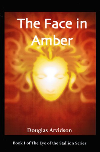 Cover of The Face in Amber