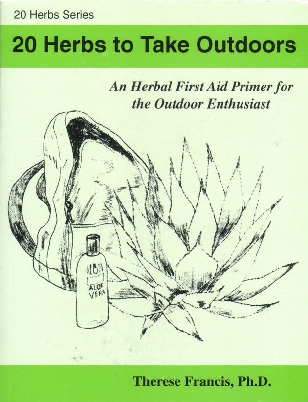 Cover for 20 Herbs to Take Outdoors